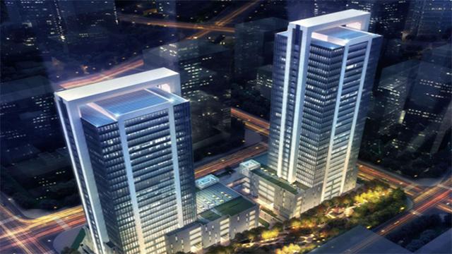 北京丽泽金融商务区
