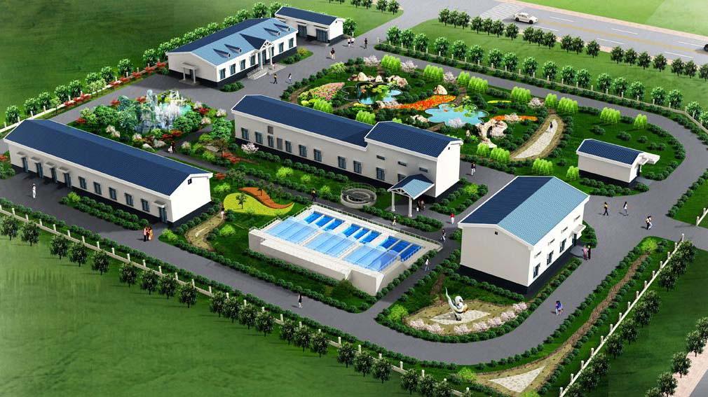 青云店镇再生水厂(一期) PPP项目